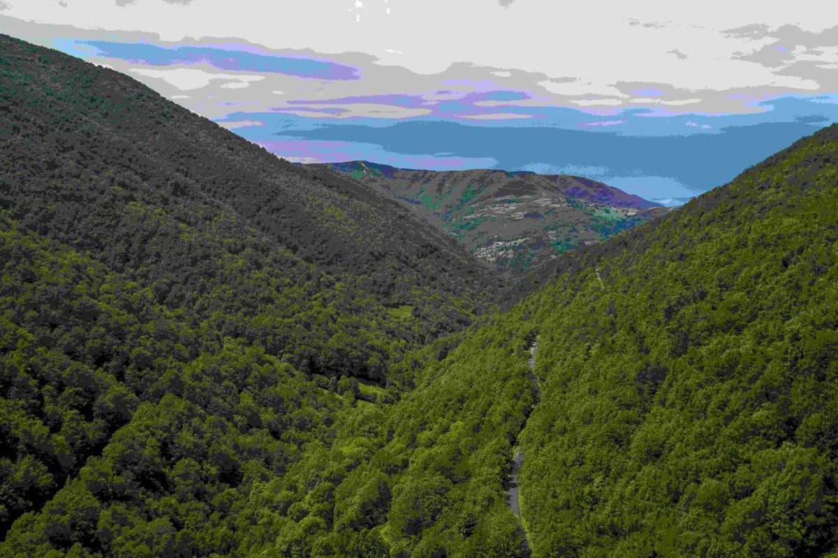 Os Ancares Lucenses e Montes de Navia, Cervantes e Becerreá <i>Feitizos de montaña, Mosaico ecolóxico  e sons do Navia</i>